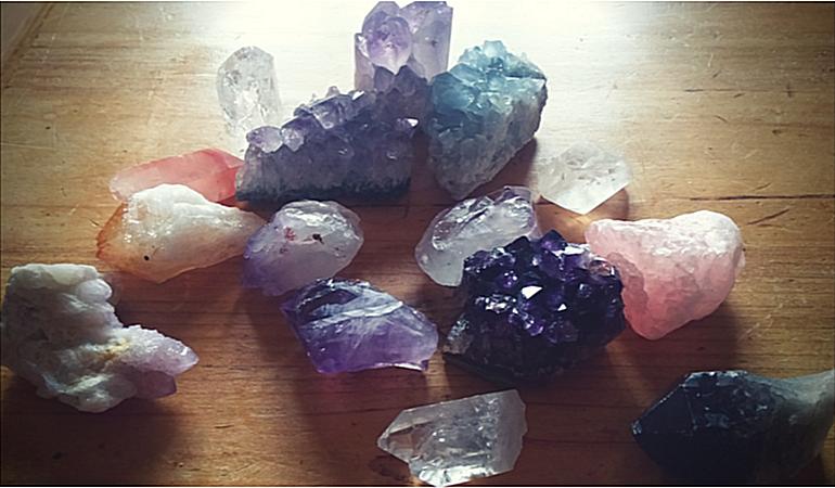 Crystal Birthstones