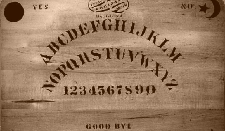 Ouija Board Experience